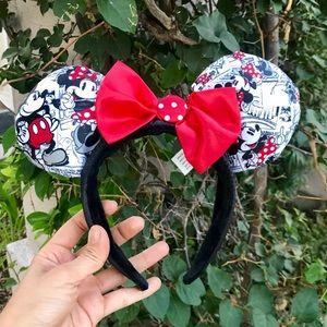 Disneyland Paris Minnie Ears